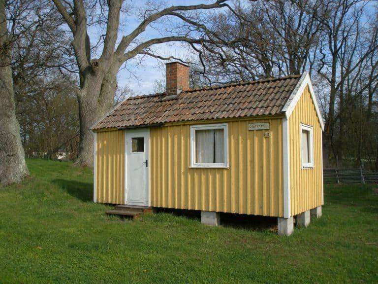 Oknöstugan vid Mönsterås hembygdsförening