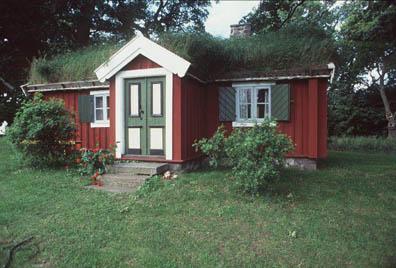 Sundastugan vid Mönsterås hembygdsförening i Mönsterås