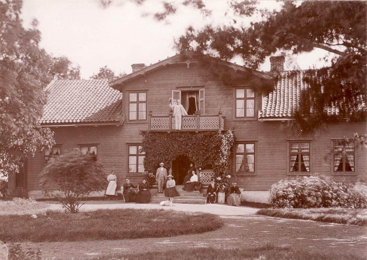 Mönsterås hembygdsgård i hjärtat av Mönsterås kommun