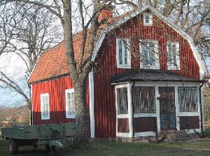 Sjömanshemmet vid Mönsterås hembygdsförening i Mönsterås
