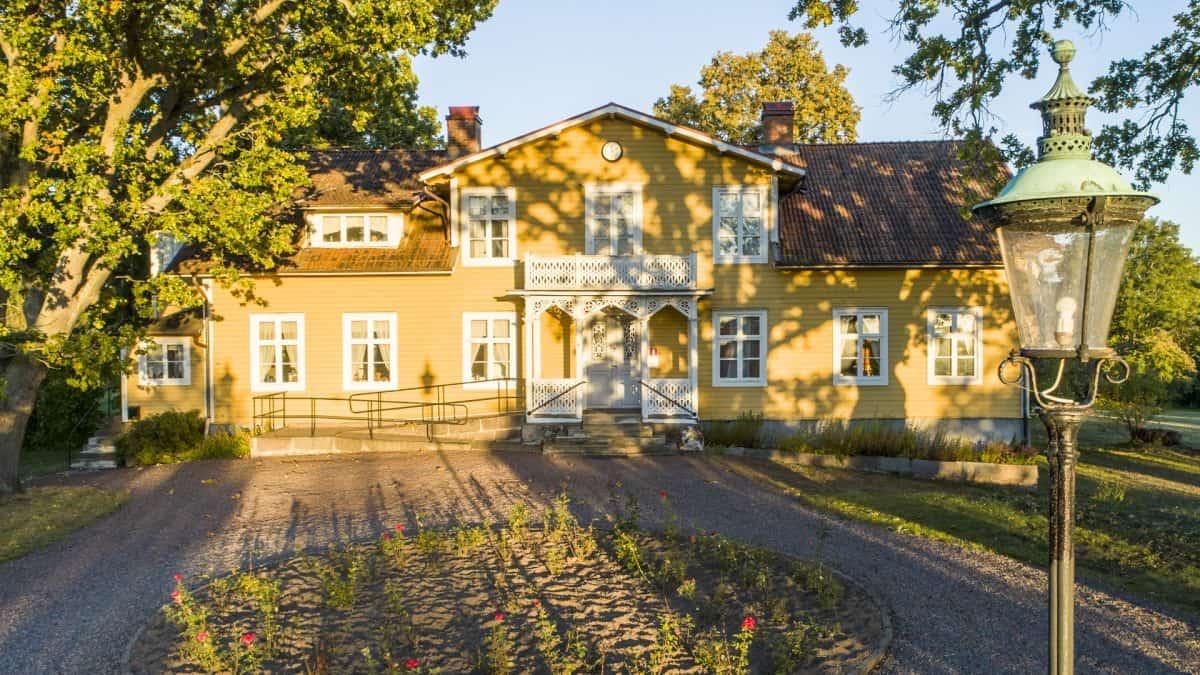 Stranda Hembygdsförening i Mönsterås kommun